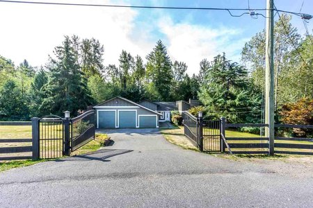 R2206757 - 28360 MYRTLE AVENUE, Bradner, Abbotsford, BC - House with Acreage
