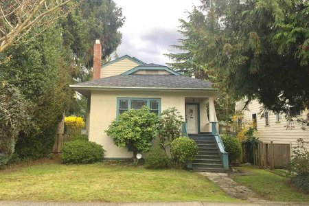 R2206776 - 6576 YEW STREET, S.W. Marine, Vancouver, BC - House/Single Family