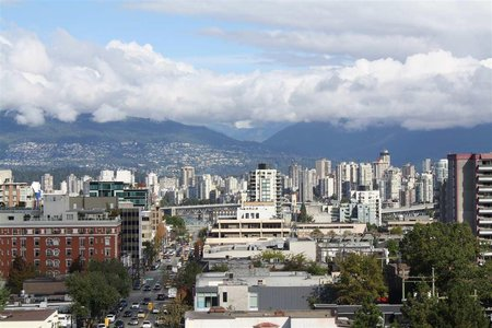 R2206806 - 825 1445 MARPOLE AVENUE, Fairview VW, Vancouver, BC - Apartment Unit