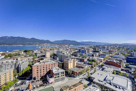 R2206832 - 2603 550 TAYLOR STREET, Downtown VW, Vancouver, BC - Apartment Unit