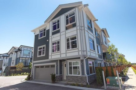 R2206840 - 8 9560 ALEXANDRA ROAD, West Cambie, Richmond, BC - Townhouse