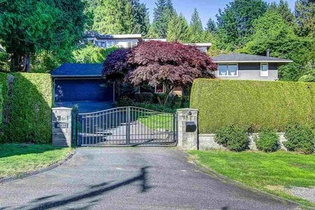 R2206846 - 4730 WILLOW CREEK ROAD, Caulfeild, West Vancouver, BC - House/Single Family
