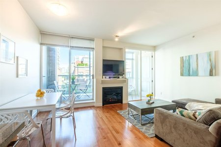 R2206849 - 206 2055 YUKON STREET, Mount Pleasant VW, Vancouver, BC - Apartment Unit