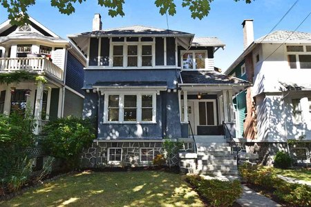 R2206894 - 2831 W 6TH AVENUE, Kitsilano, Vancouver, BC - House/Single Family