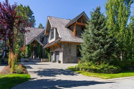 R2206918 - 8403 GOLDEN BEAR PLACE, Green Lake Estates, Whistler, BC - House/Single Family