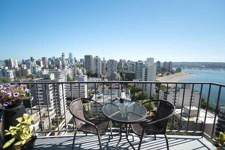 R2206948 - 2101 2055 PENDRELL STREET, West End VW, Vancouver, BC - Apartment Unit