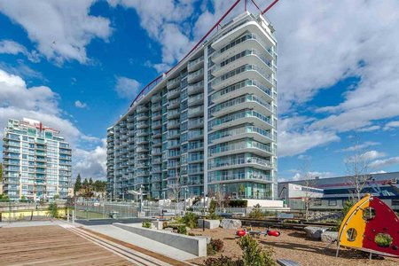 R2206951 - 203 199 VICTORY SHIP WAY, Lower Lonsdale, North Vancouver, BC - Apartment Unit
