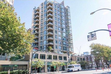 R2207004 - 1008 1238 BURRARD STREET, Downtown VW, Vancouver, BC - Apartment Unit