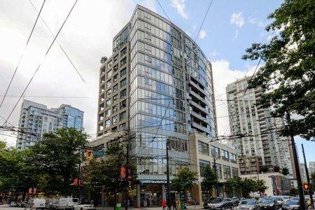R2207034 - 903 822 SEYMOUR STREET, Downtown VW, Vancouver, BC - Apartment Unit