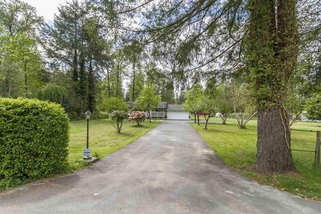 R2207037 - 12977 224 STREET, West Central, Maple Ridge, BC - House with Acreage