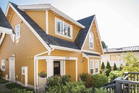 R2207116 - 1172 E KING EDWARD AVENUE, Knight, Vancouver, BC - Townhouse
