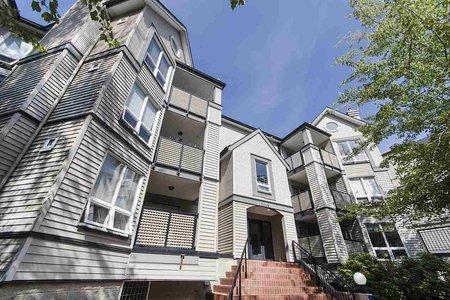 R2207126 - 207 7459 MOFFATT ROAD, Brighouse South, Richmond, BC - Apartment Unit