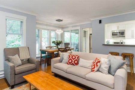 R2207154 - N209 628 W 13TH AVENUE, Fairview VW, Vancouver, BC - Apartment Unit