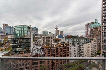 R2207185 - 1703 188 KEEFER PLACE, Downtown VW, Vancouver, BC - Apartment Unit