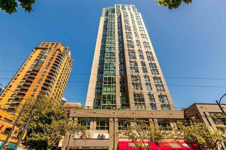 R2207208 - 1505 1188 HOWE STREET, Downtown VW, Vancouver, BC - Apartment Unit