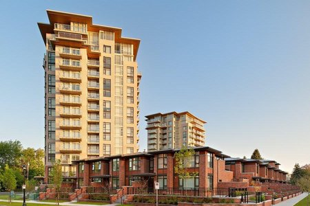 R2207227 - 907 8333 ANDERSON ROAD, Brighouse, Richmond, BC - Apartment Unit