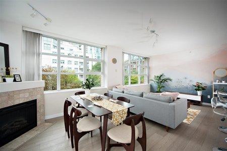 R2207284 - 304 189 NATIONAL AVENUE, Mount Pleasant VE, Vancouver, BC - Apartment Unit