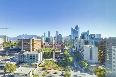 R2207294 - 1702 1003 BURNABY STREET, West End VW, Vancouver, BC - Apartment Unit