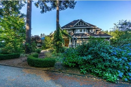 R2207365 - 1681 196 STREET, Hazelmere, Surrey, BC - House with Acreage