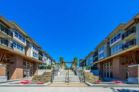R2207429 - 419 6828 ECKERSLEY ROAD, Brighouse, Richmond, BC - Apartment Unit