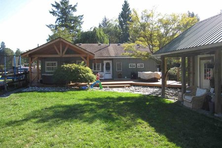 R2207582 - 13031 224 STREET, West Central, Maple Ridge, BC - House with Acreage