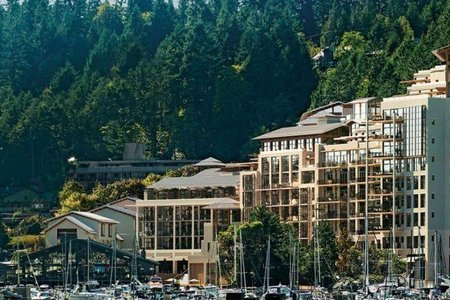 R2207605 - 401 6707 NELSON AVENUE, Horseshoe Bay WV, West Vancouver, BC - Apartment Unit