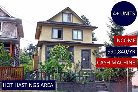 R2207653 - 229 TEMPLETON DRIVE, Hastings, Vancouver, BC - House/Single Family