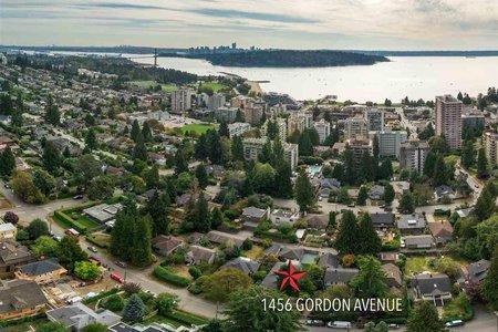 R2207667 - 1456 GORDON AVENUE, Ambleside, West Vancouver, BC - House/Single Family