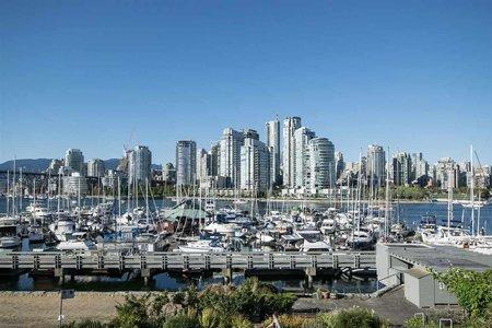 R2207669 - 1012 IRONWORK PASSAGE, False Creek, Vancouver, BC - Townhouse