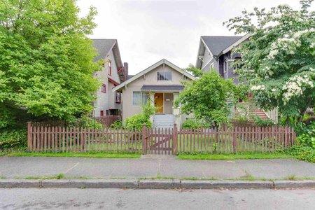 R2207686 - 3640 W 2ND AVENUE, Kitsilano, Vancouver, BC - House/Single Family