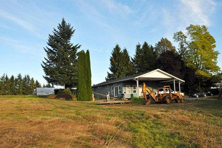 R2207692 - 24869 28 AVENUE, Otter District, Langley, BC - House with Acreage