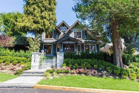 R2207693 - 6138 CEDARHURST STREET, Kerrisdale, Vancouver, BC - House/Single Family