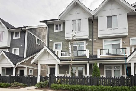 R2207695 - 27 7374 194A STREET, Clayton, Surrey, BC - Townhouse