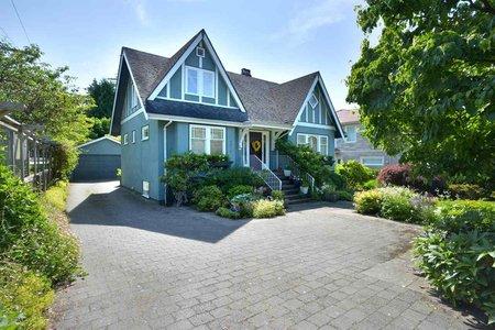 R2207912 - 5910 BLENHEIM STREET, Kerrisdale, Vancouver, BC - House/Single Family