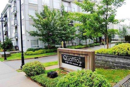 R2207961 - 218 13789 107A AVENUE, Whalley, Surrey, BC - Apartment Unit