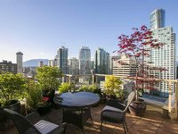 Photo of 1602 1111 HARO STREET, Vancouver