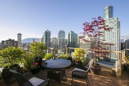 R2208158 - 1602 1111 HARO STREET, West End VW, Vancouver, BC - Apartment Unit