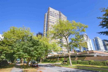 R2208274 - 203 2055 PENDRELL STREET, West End VW, Vancouver, BC - Apartment Unit
