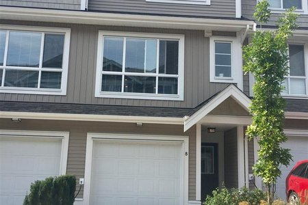R2208329 - 8 7059 210 STREET, Willoughby Heights, Langley, BC - Townhouse