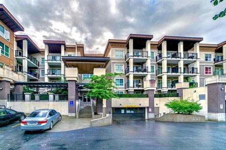 R2208351 - 109 9655 KING GEORGE BOULEVARD, Whalley, Surrey, BC - Apartment Unit