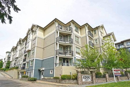 R2208406 - 408 13897 FRASER HIGHWAY, Whalley, Surrey, BC - Apartment Unit