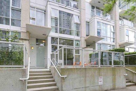 R2208418 - 163 AQUARIUS MEWS, Yaletown, Vancouver, BC - Townhouse