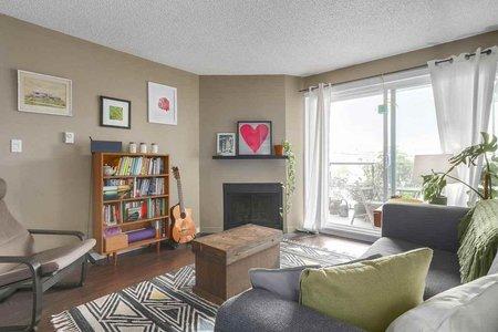 R2208429 - 202 111 W 10TH AVENUE, Mount Pleasant VW, Vancouver, BC - Apartment Unit