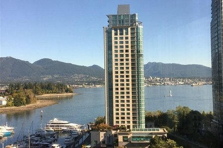 R2208469 - 1304 555 JERVIS STREET, Coal Harbour, Vancouver, BC - Apartment Unit