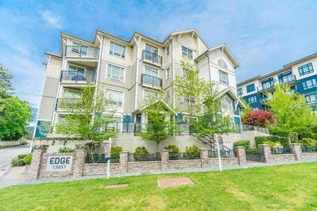 R2208513 - 409 13897 FRASER HIGHWAY, Whalley, Surrey, BC - Apartment Unit