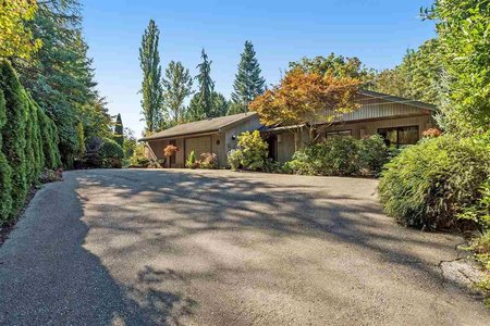 R2208574 - 24340 16 AVENUE, Otter District, Langley, BC - House with Acreage