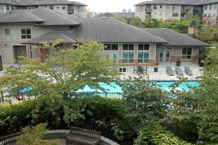 R2208585 - 317 9288 ODLIN ROAD, West Cambie, Richmond, BC - Apartment Unit