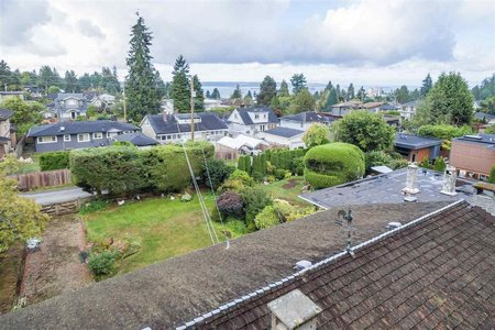 R2208597 - 1052 LAWSON AVENUE, Sentinel Hill, West Vancouver, BC - House/Single Family