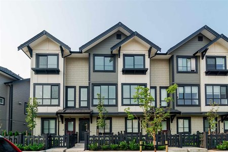 R2208613 - 23 8570 204 STREET, Willoughby Heights, Langley, BC - Townhouse