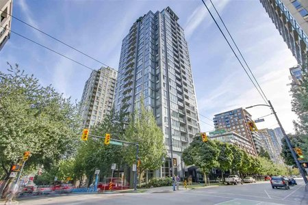 R2208640 - 1002 1010 RICHARDS STREET, Yaletown, Vancouver, BC - Apartment Unit
